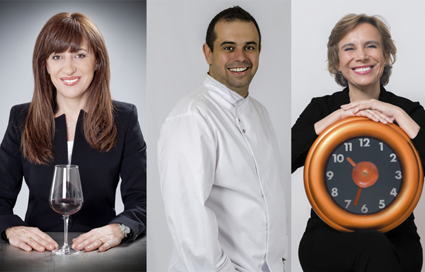 Españoles premiados por la Academia Internacional de Gastronomía