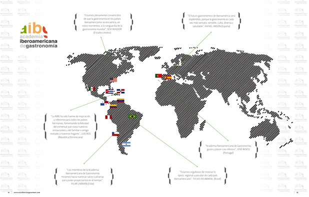 Iberoamérica, una despensa que es tesoro