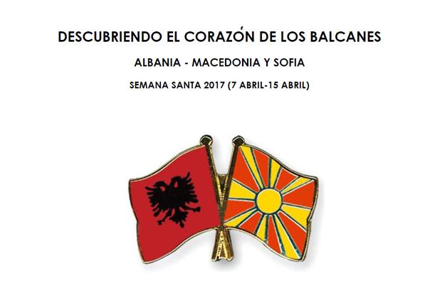 Viaje a Macedonia, Albania y Sofia