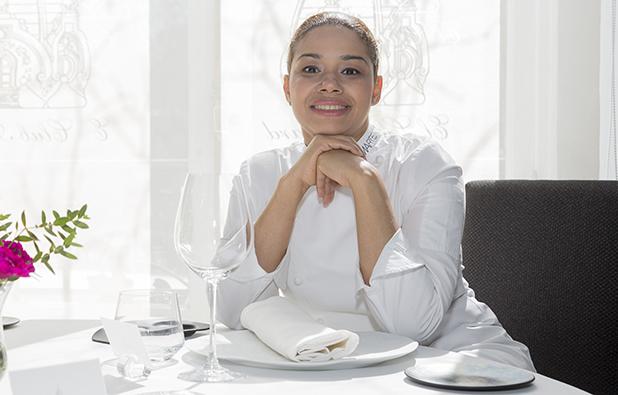 """""""Mi alegría de vivir está muy presente en mis platos"""""""