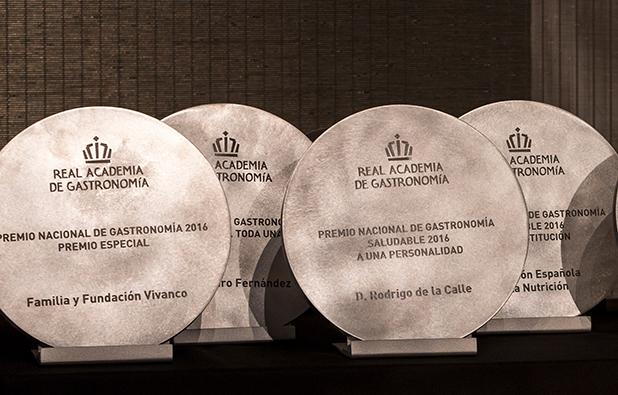 Nominados a los Premios Nacionales de Gastronomía 2017