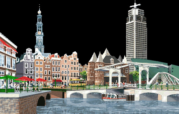Aproximación a los Países Bajos