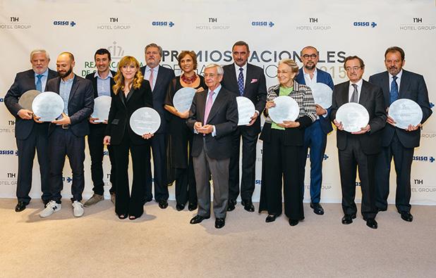 La RAG celebra 41 años de premios