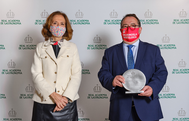 45 edición de los Premios Nacionales de Gastronomía