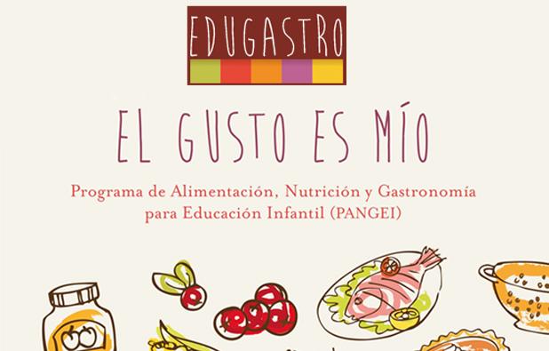 Comienza Edugastro, proyecto de la AARAG y la FEN, con el apoyo del Banco Santander y Serunion