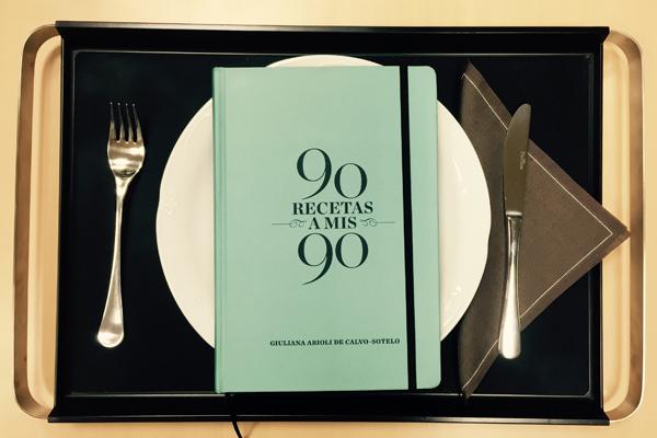 90 recetas a mis 90