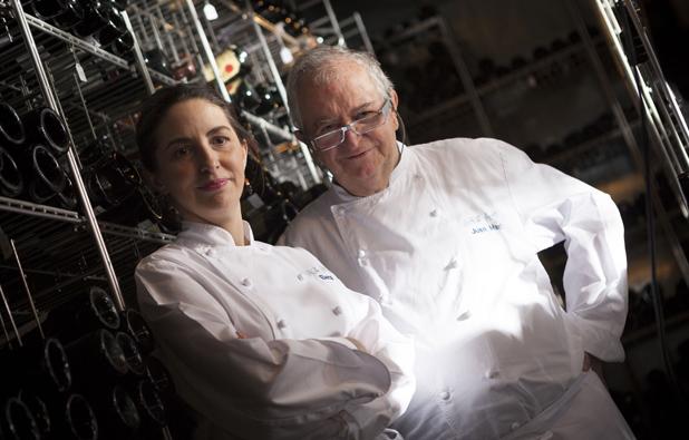 Arzak, 3 estrellas en la Guía Michelin desde 1989