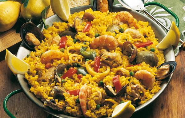 100 Recetas tradicionales representativas de la cocina española