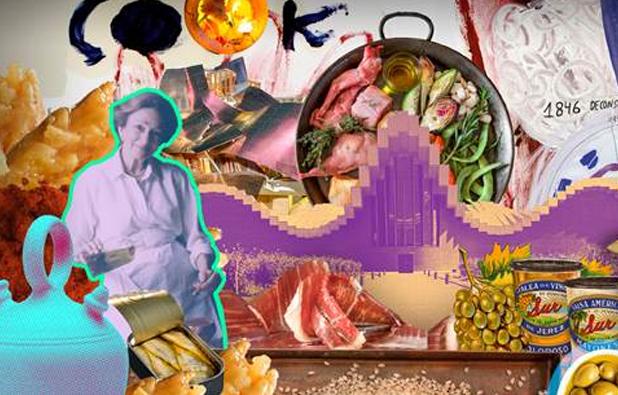 La gastronomía española llega a Google Arts & Culture